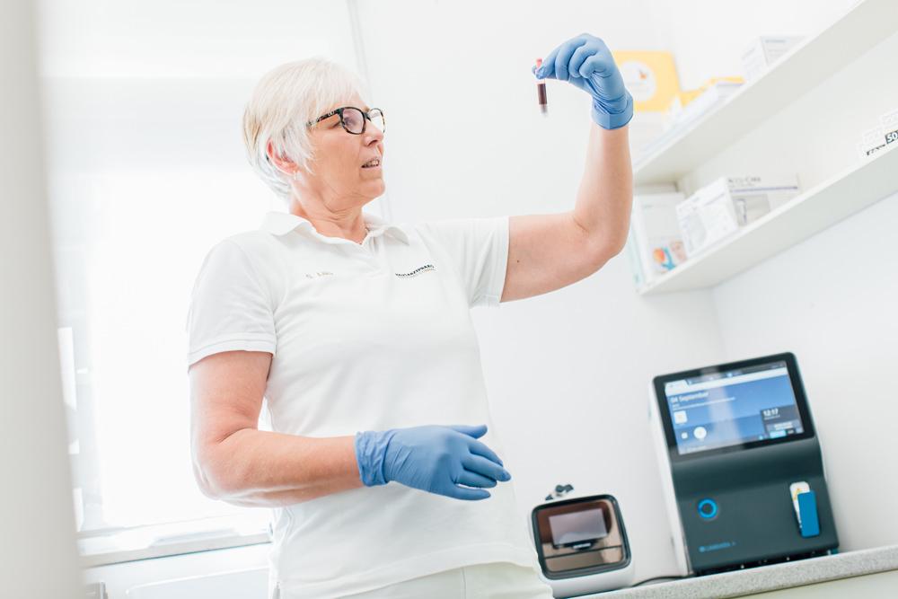 Dr. Matthias Conrad - Arbeits- und Allgemeinmedizin - Labordiagnostik